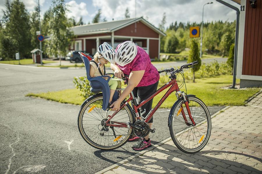 Liikenneturva, kuva: Nina Mönkkönen