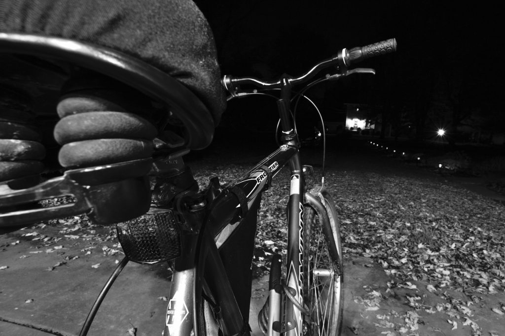 bicycle-at-night